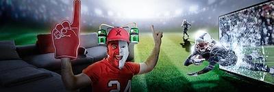 Betsafe NFL odds konkurrence