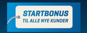NordicBet startbonus