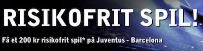 Champions League Freebet fra Betsafe!