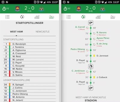iBetLive Betting App til fodboldfans