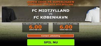 888sport odds boost til FCM - FCK