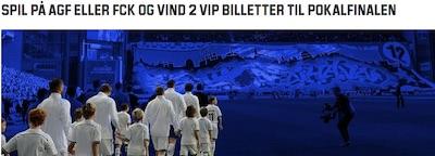 vind vip billetter til pokalfinalen i fodbold 2016 hos unibet