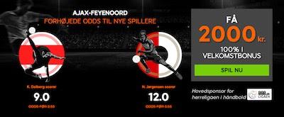 888sport super odds ajax feyenoord
