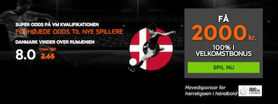 888sport super odds vm kvalifikationen