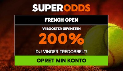 888sport Bonus French Open