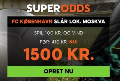 Super odds - 888sport FCK vs. Lok