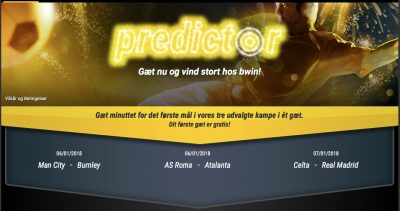 Bwin Predictor Happy New Year