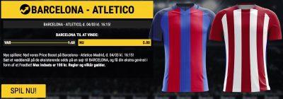 Price boost bwin La Liga