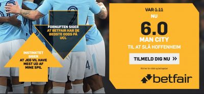 betting bonus betfair City