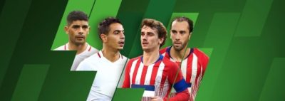 Unibet bonus live betting La Liga