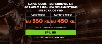 888sport NFL Super Bowl bonus