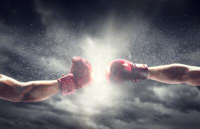 boksning næver