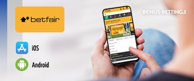 betfair odds app