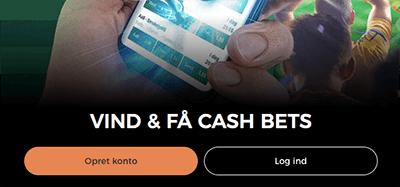 mr green mobil app cash bet