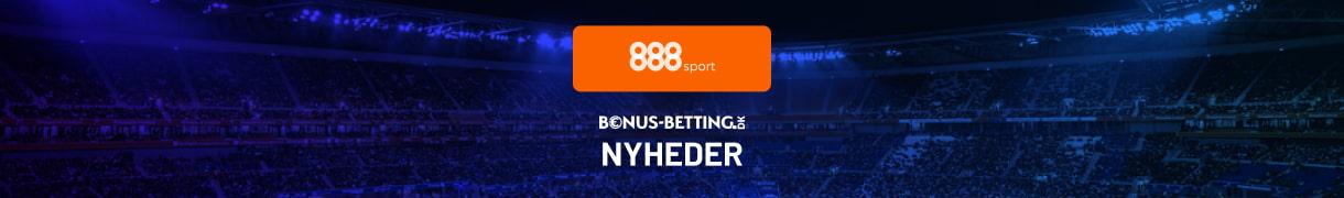 888Sport odds nyheder